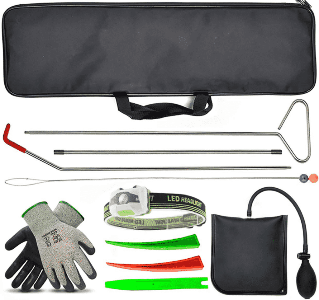 car lockout kit Amazon